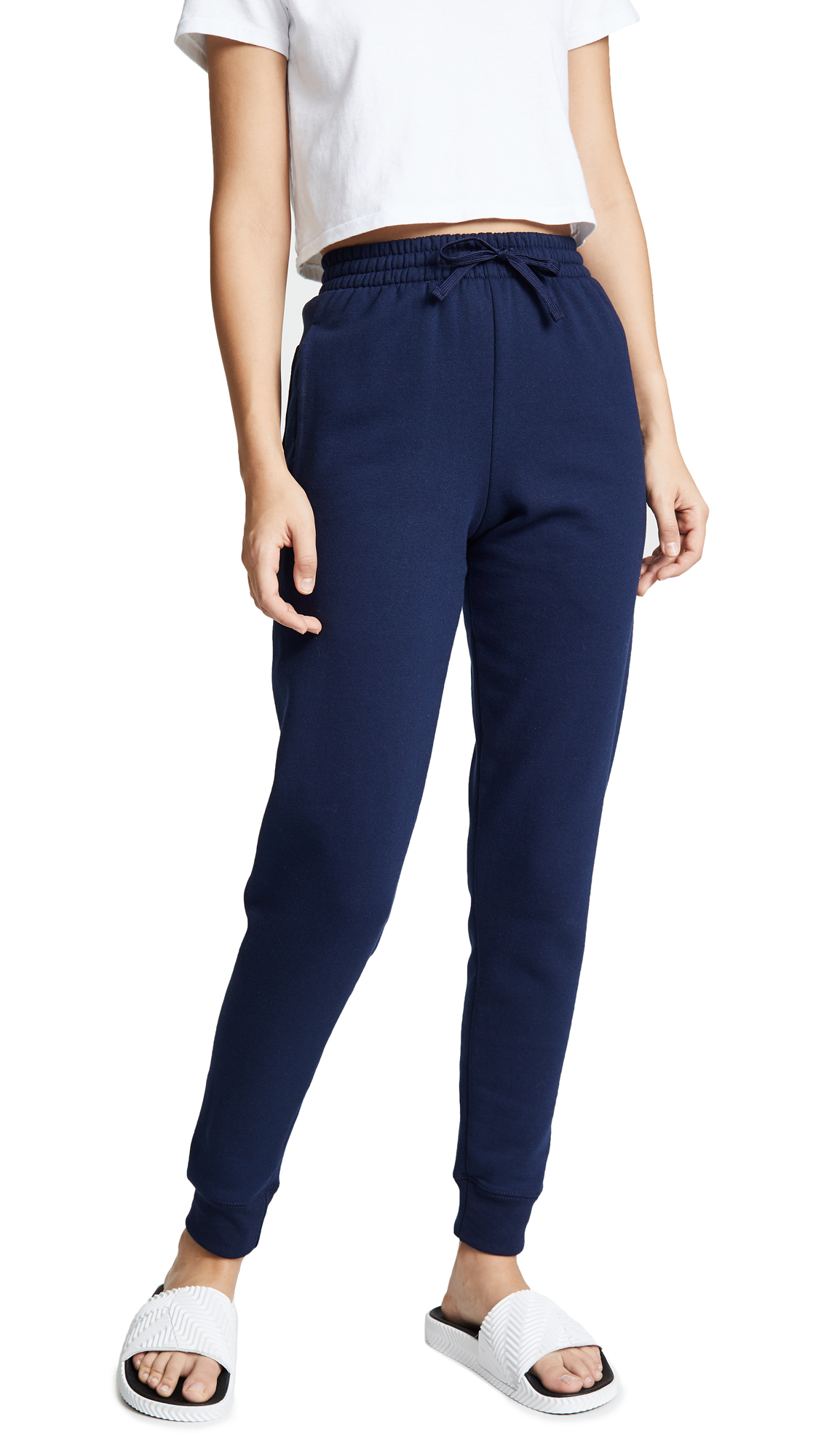Cedric Charlier Drawstring Pants - Blue