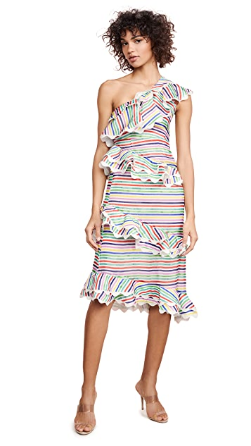 CeliaB Majorelle Dress