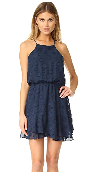 Cooper & Ella Carla Ruffle Dress