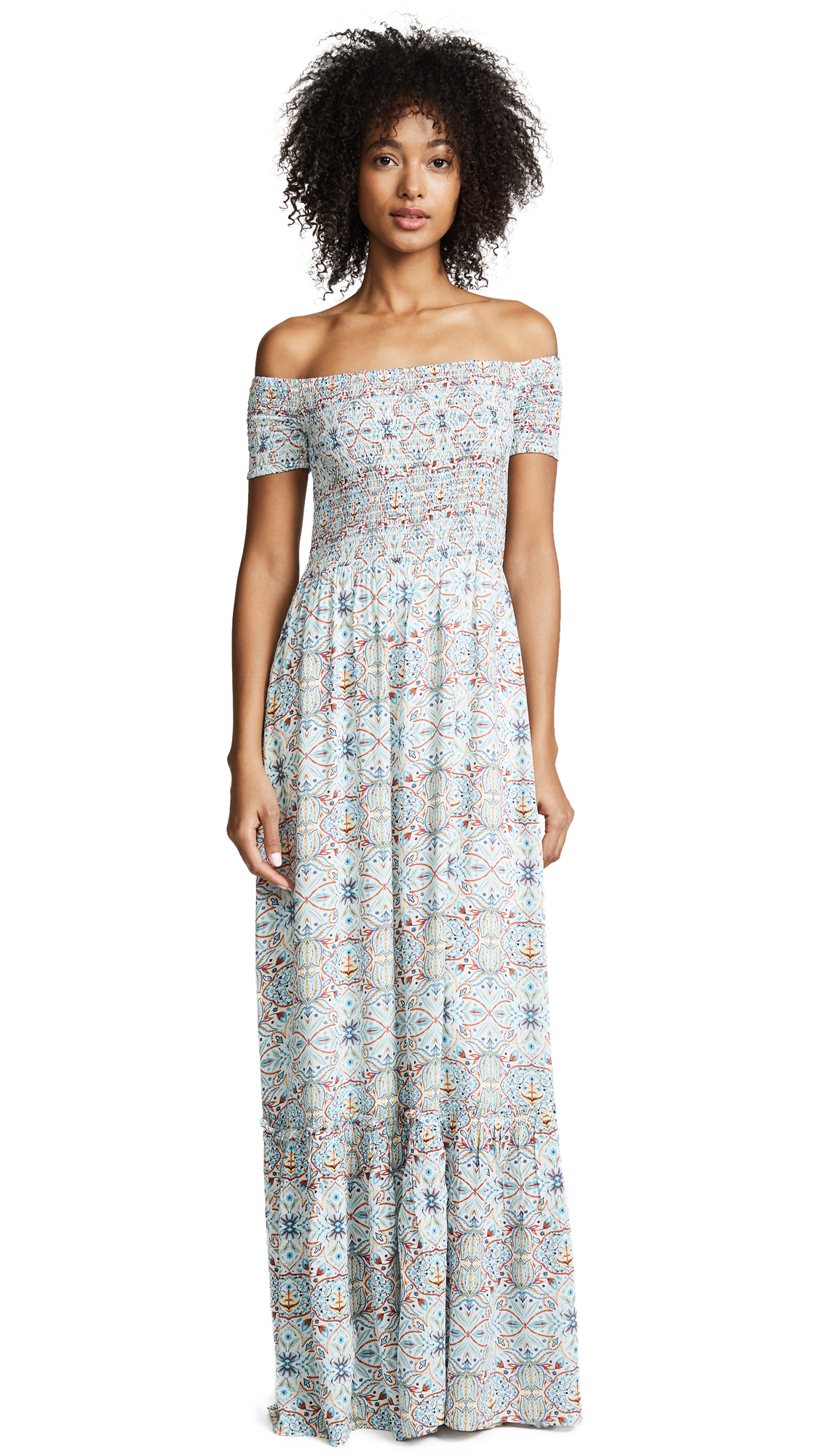 Cooper & Ella Senna Maxi Dress