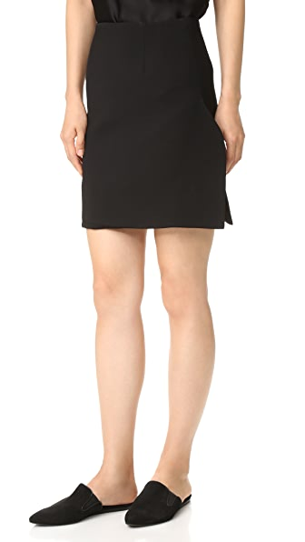 Christopher Esber Open Vent Mini Skirt