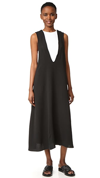 Christopher Esber Low Arch Dress