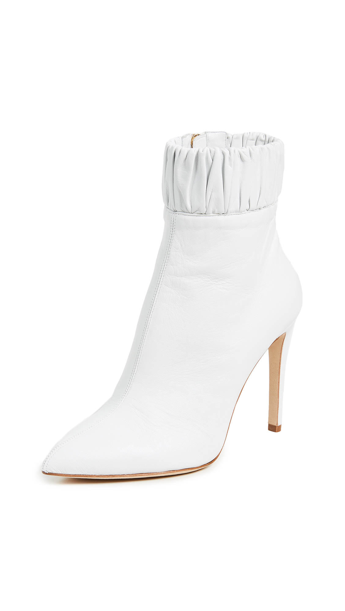 Chloe Gosselin Maud Booties - White