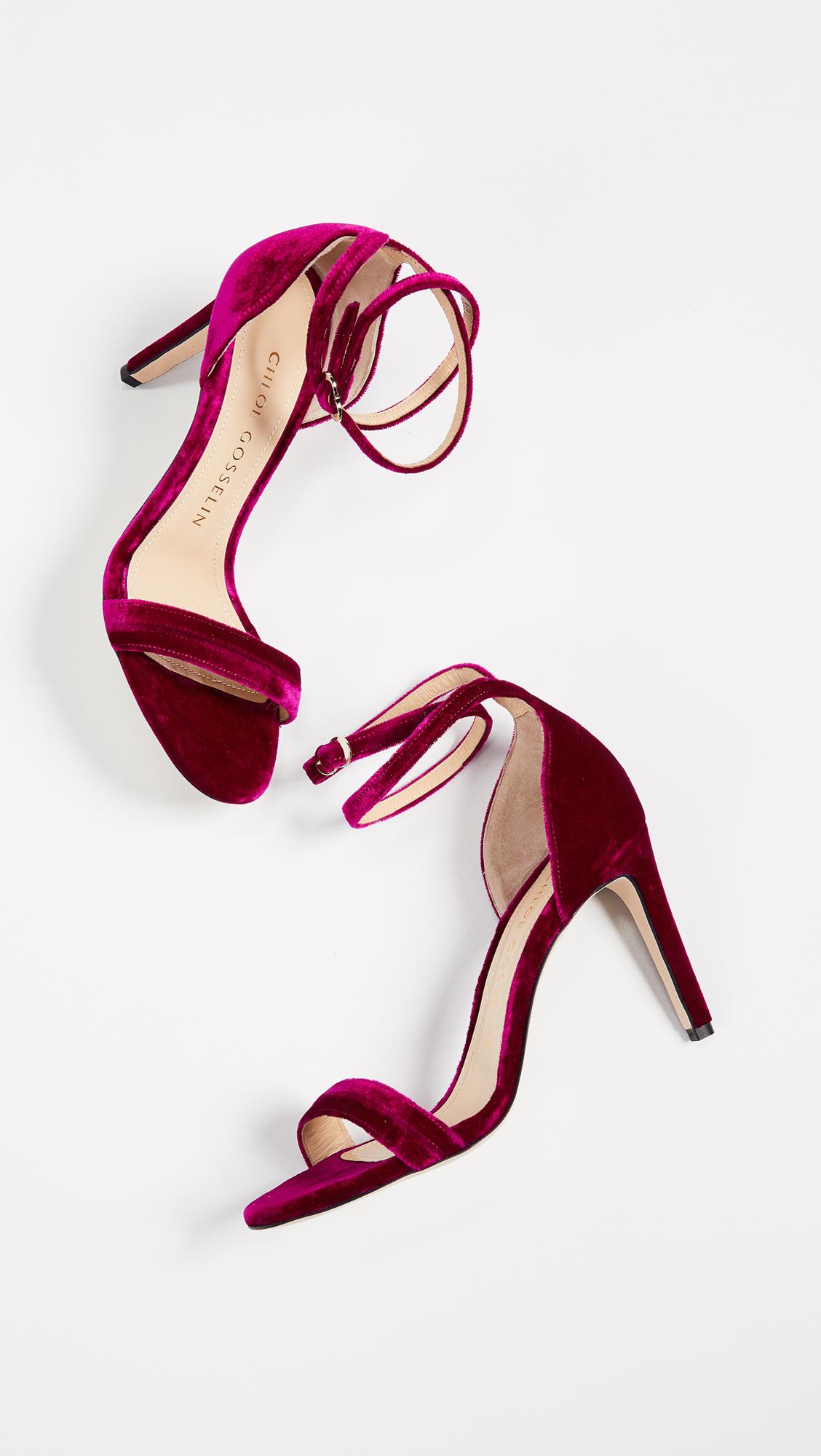 e9a67500f8e059 Chloe Gosselin Narcissus 90mm Sandals