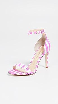 bb3ecfaae48f85 Chloe Gosselin. Narcissus 90 Sandals