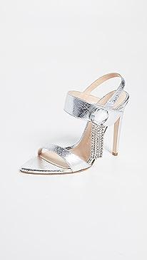 efa852bf3 Shop Women s Silver Heels Shoes