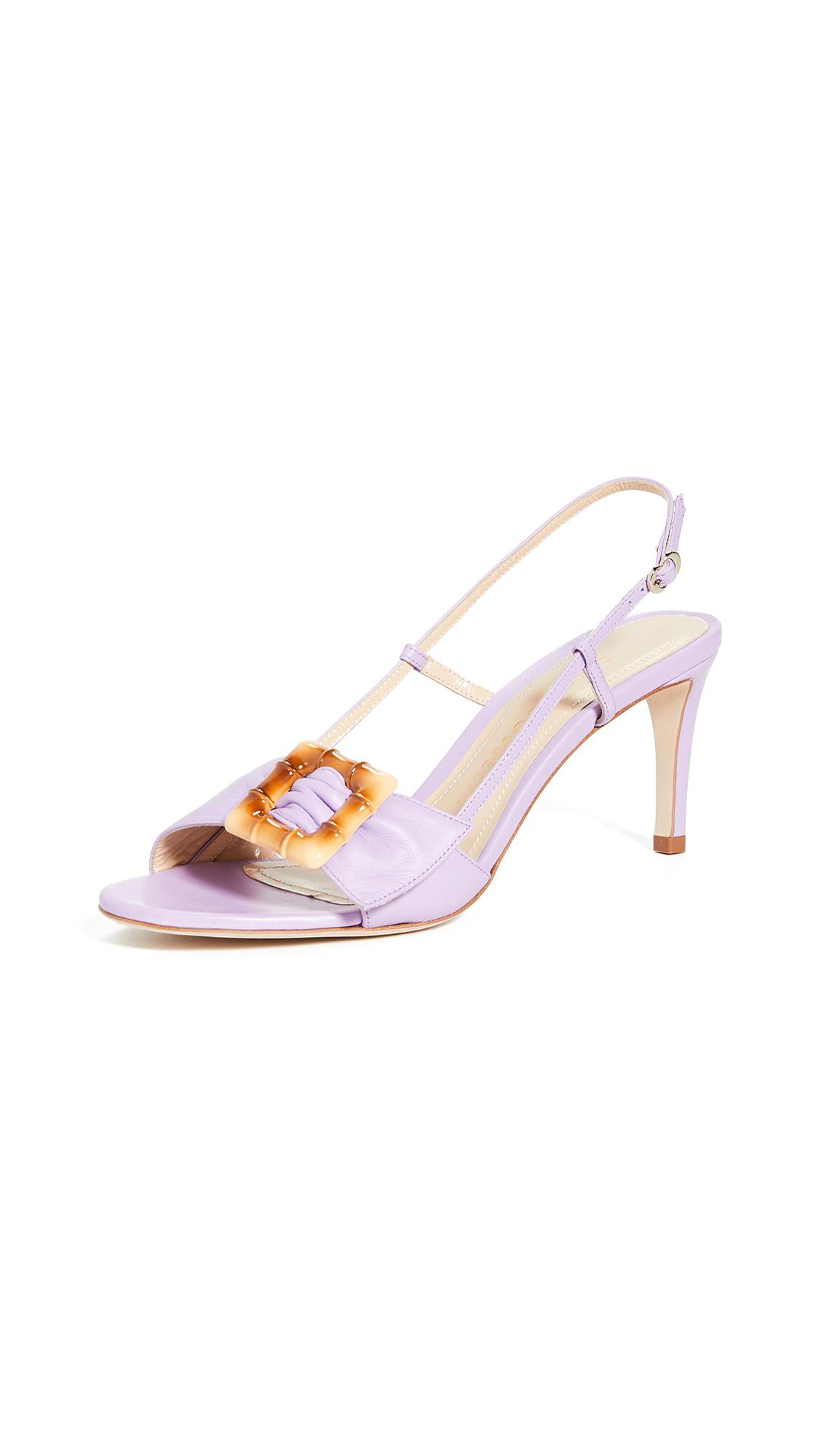 Chloe Gosselin Allie Open Toe Sandals – 60% Off Sale