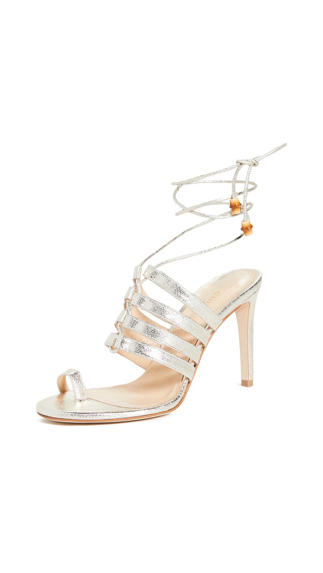 Buy Chloe Gosselin Karolina Multi Strap Sandals online, shop Chloe Gosselin