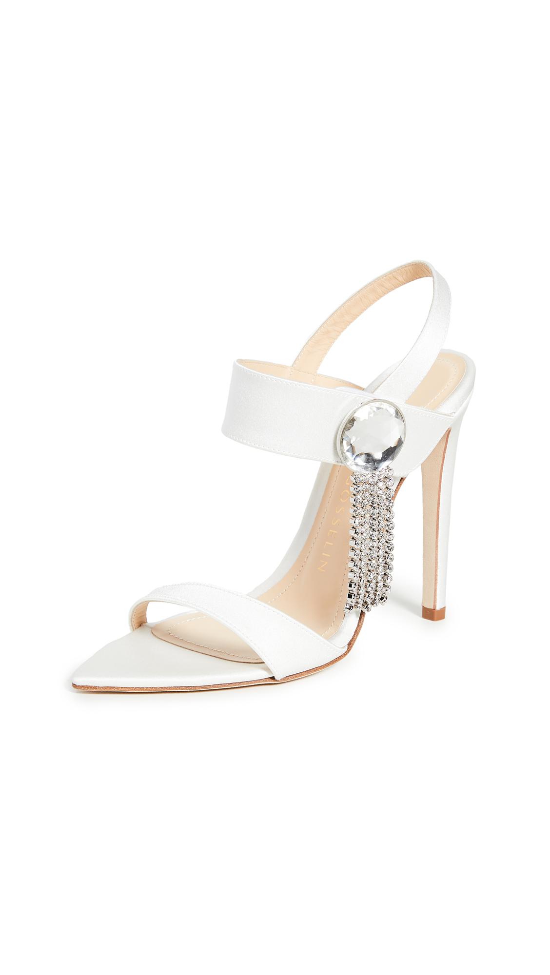 Buy Chloe Gosselin online - photo of Chloe Gosselin 110mm Tori Sandals