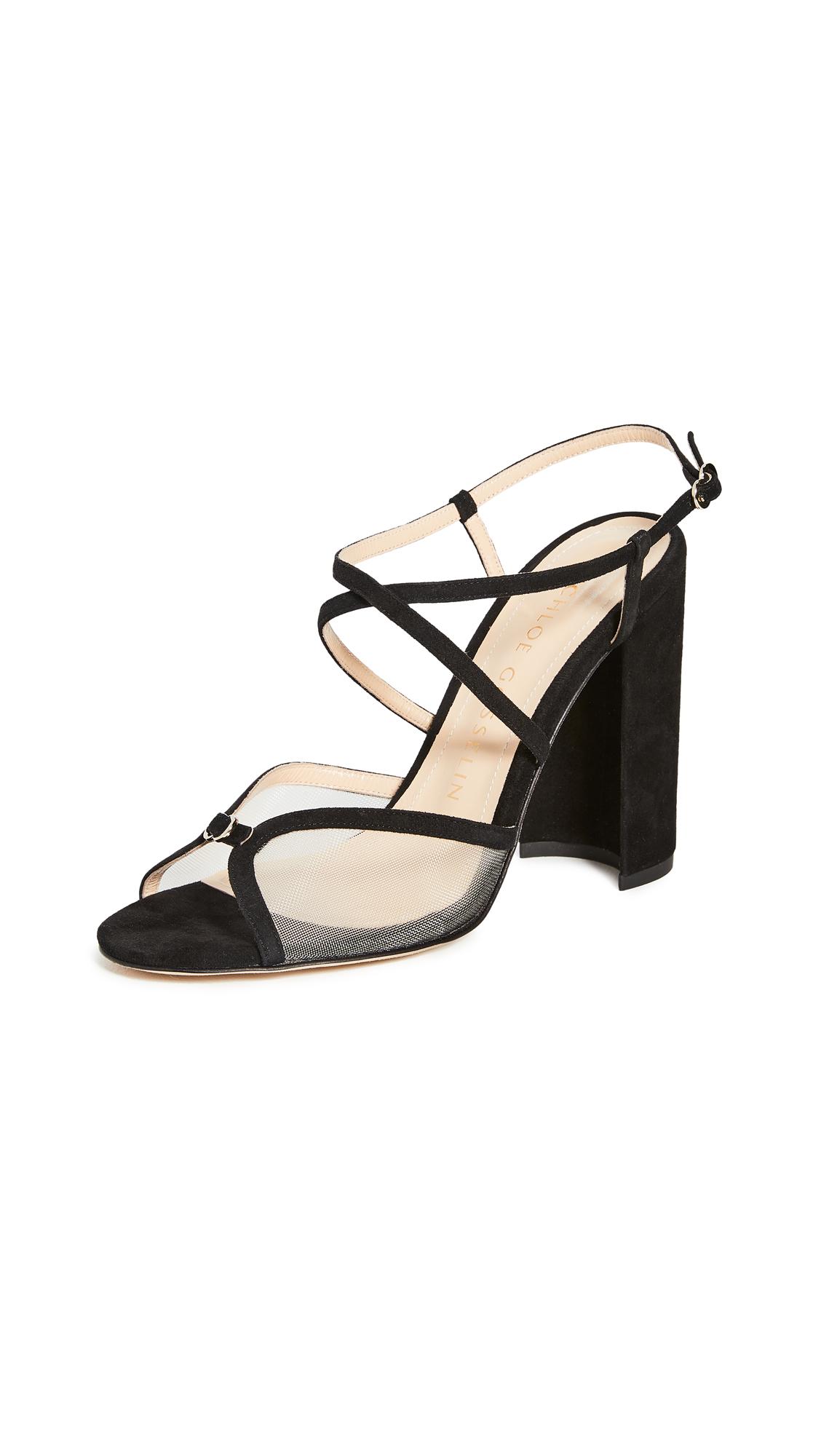 Chloe Gosselin Angela Open-Toe Strappy Sandals - 50% Off Sale
