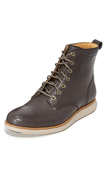 Cole Haan Original Grand Waterproof Lace Boots