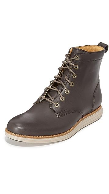 Cole Haan Original Grand Waterproof Lace Boots