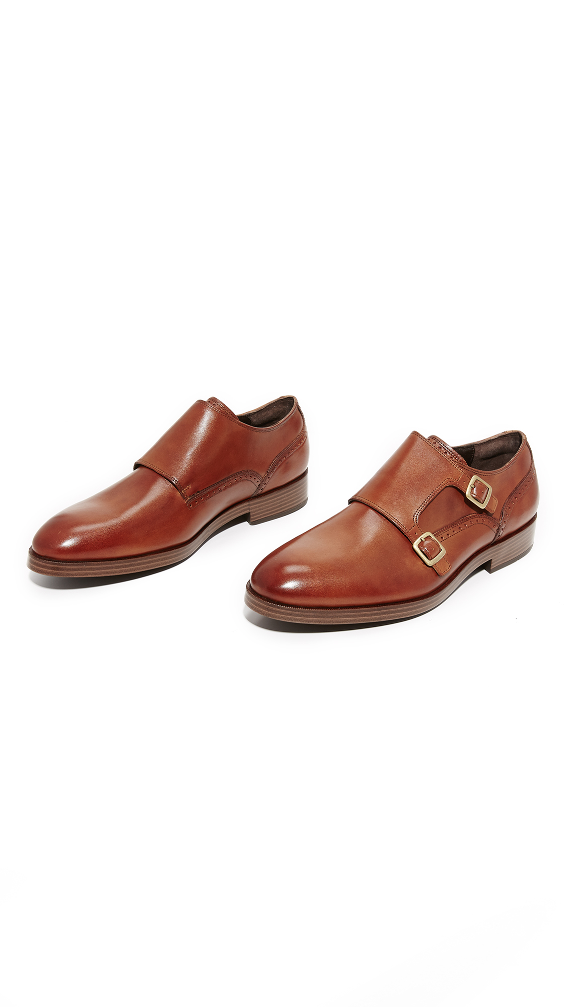 Cole Haan Harrison Grand Double Monk Straps | EAST DANE Use Code EDNC18 for  15% Off
