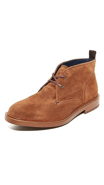 Cole Haan Adams Suede Chukka Boots