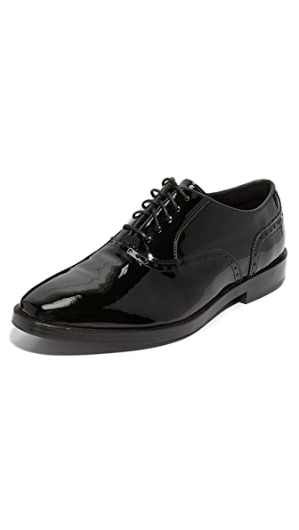 Cole Haan Hamilton Patent Grand Plain Oxfords