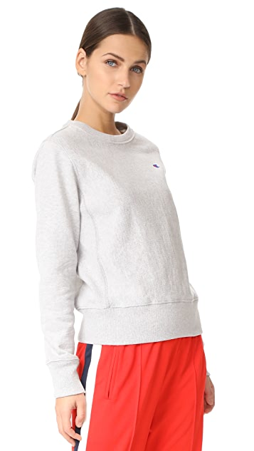 Champion Premium Reverse Weave Crew Sweatshirt