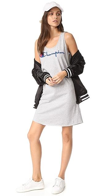 Champion Premium Reverse Weave Sleeveless Dress