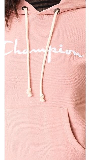 Champion Premium Reverse Weave Classic Hoodie