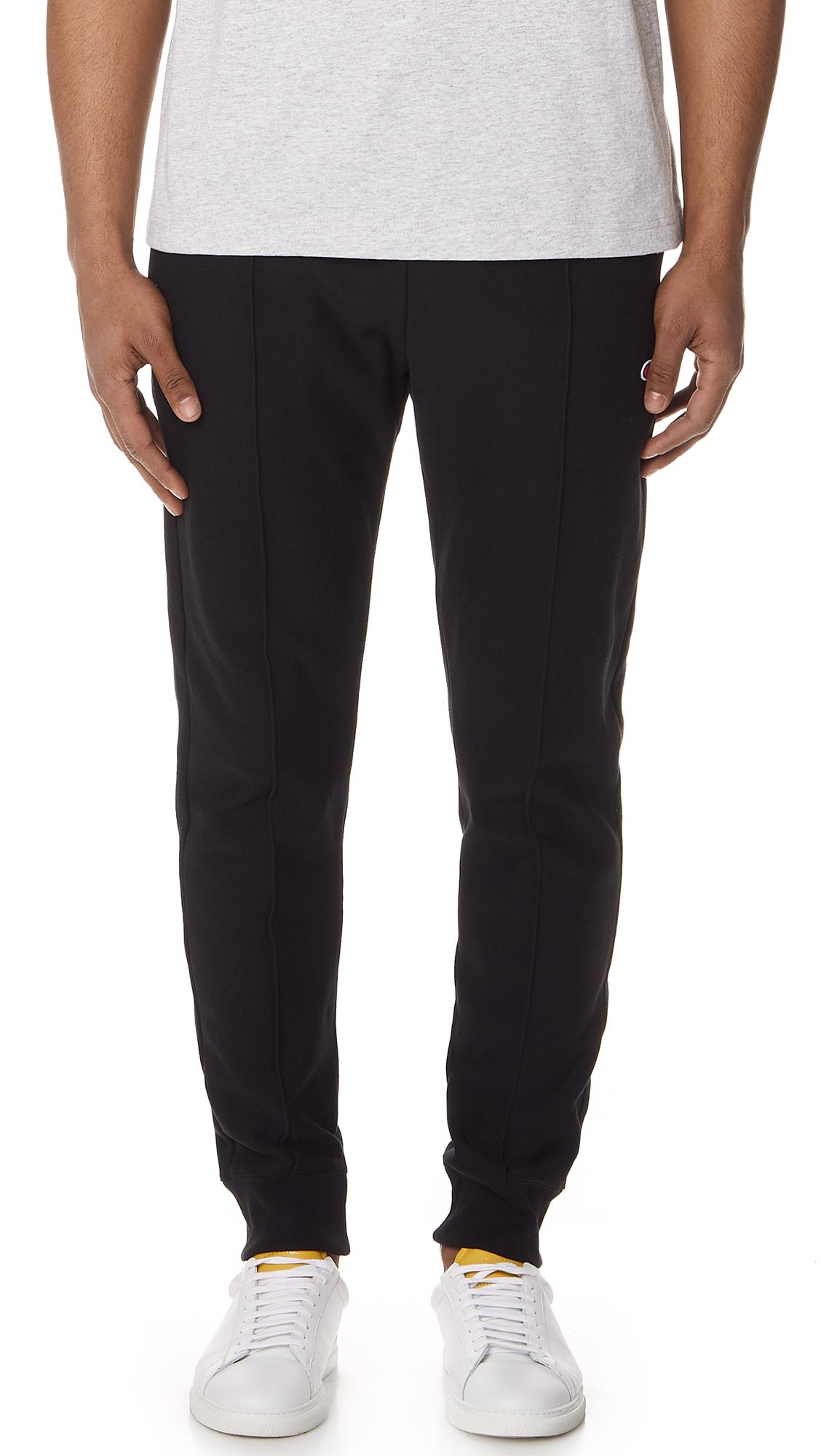 Reverse Weave Terry Sweatpants