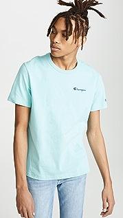 Champion Premium Reverse Weave Crew Neck T-Shirt