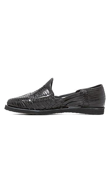 Chamula Cancun Huarache Loafers