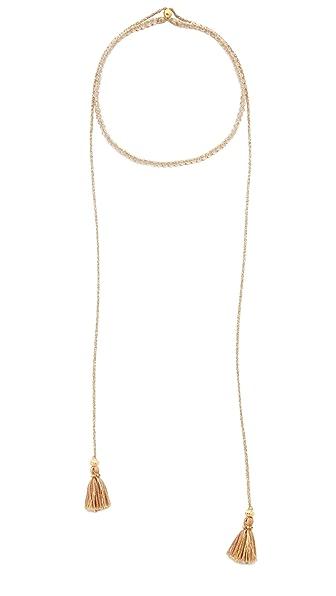 Chan Luu Adjustable Choker Necklace