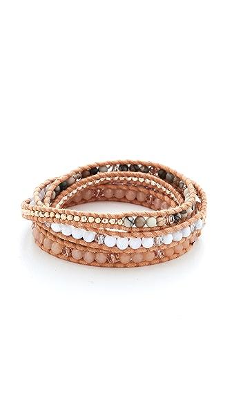 Chan Luu Mix Wrap Bracelet