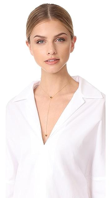Chan Luu Labradorite Lariat Necklace