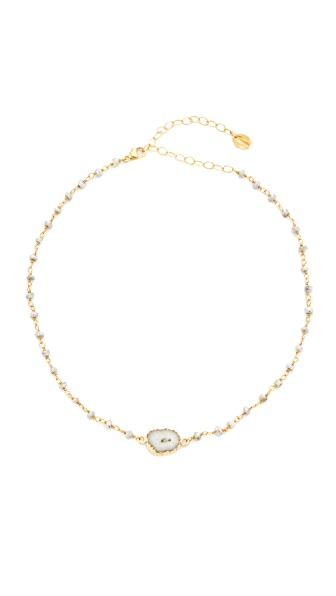Chan Luu Solar Choker Necklace