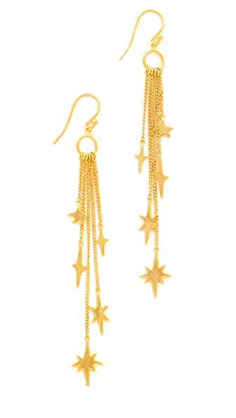 Chan Luu Chain Dangle Earrings