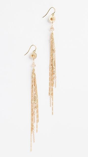 Chan Luu Sunflower Earrings