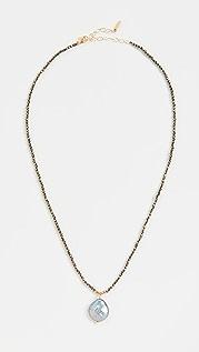 Chan Luu Pyrite Necklace
