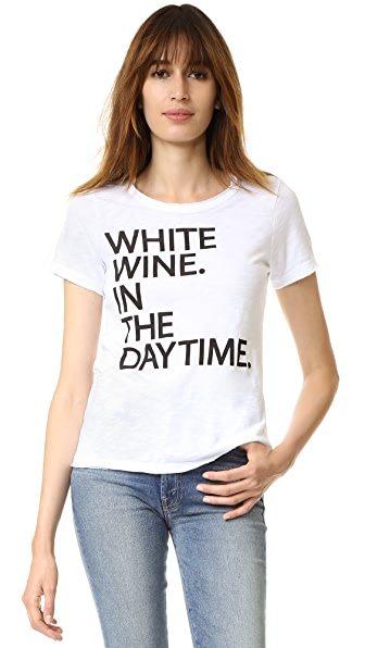 Chaser White Wine Tee