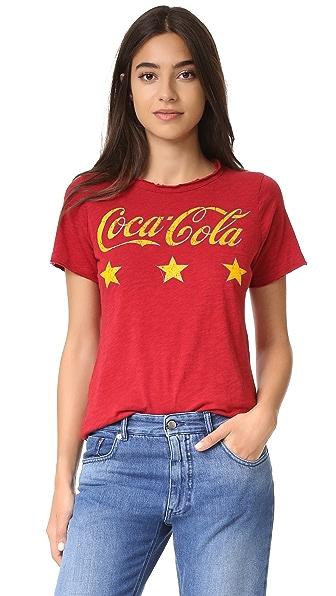 Chaser Футболка Coca Cola Stars