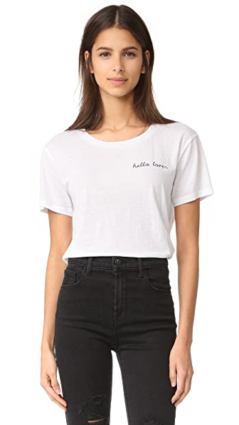 Chaser Hello Lover Tee