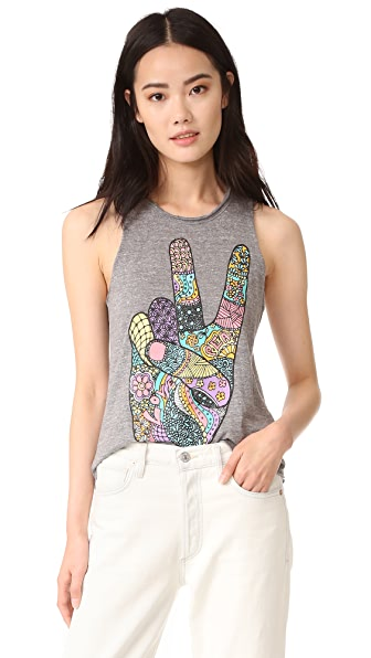 Chaser Peace Tank