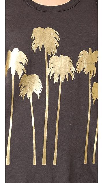 Chaser Golden Palms Tank