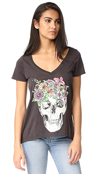 Chaser Flower Crown Tee