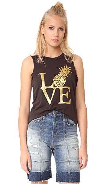 Chaser Pineapple Love Tank