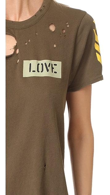 Chaser Major Love Tee
