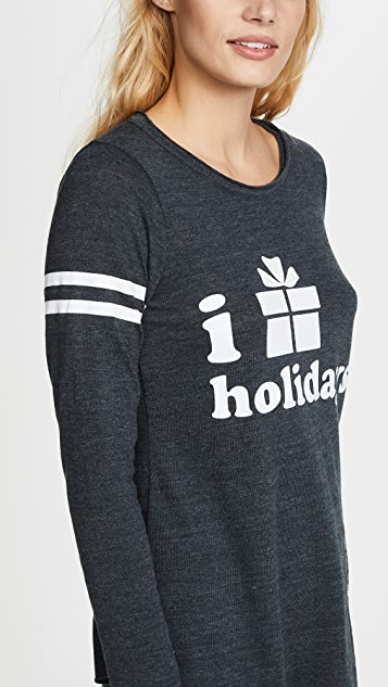 Chaser I Present Holidays Tee