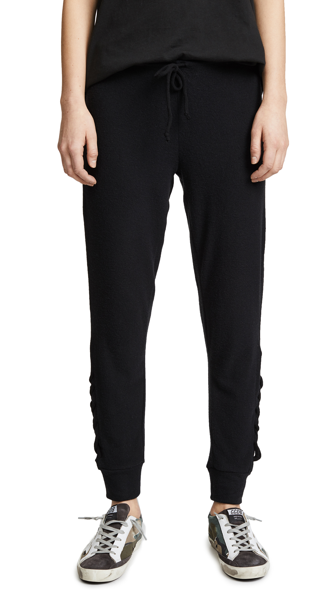 Chaser Drawstring Side Lace Up Sweatpants