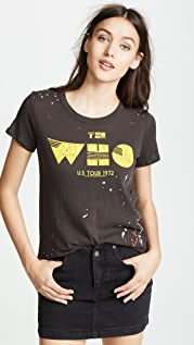 Chaser The Who 1972 Tour + Splatter Tee