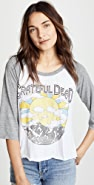 Chaser Grateful Dead Sunny Days Tee