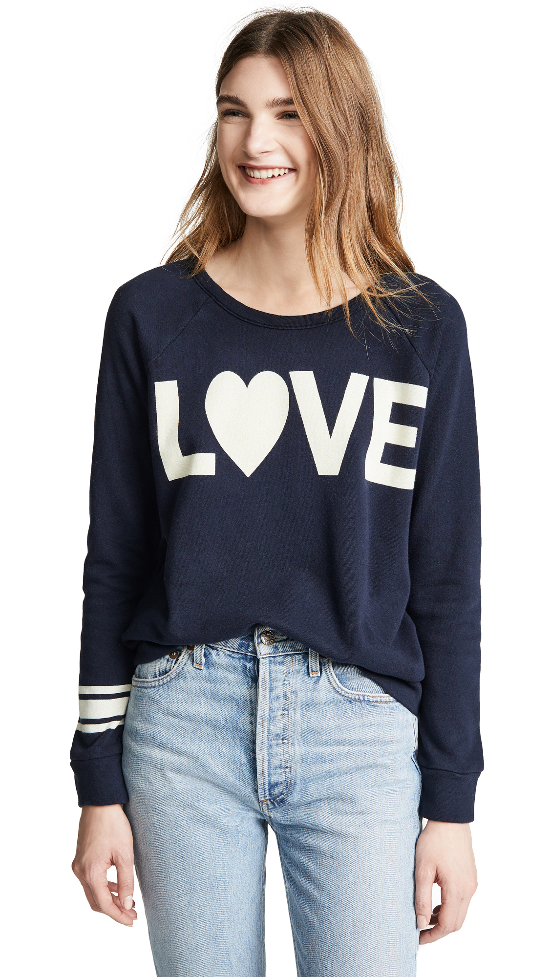 Chaser LOVE LONG SLEEVE TEE