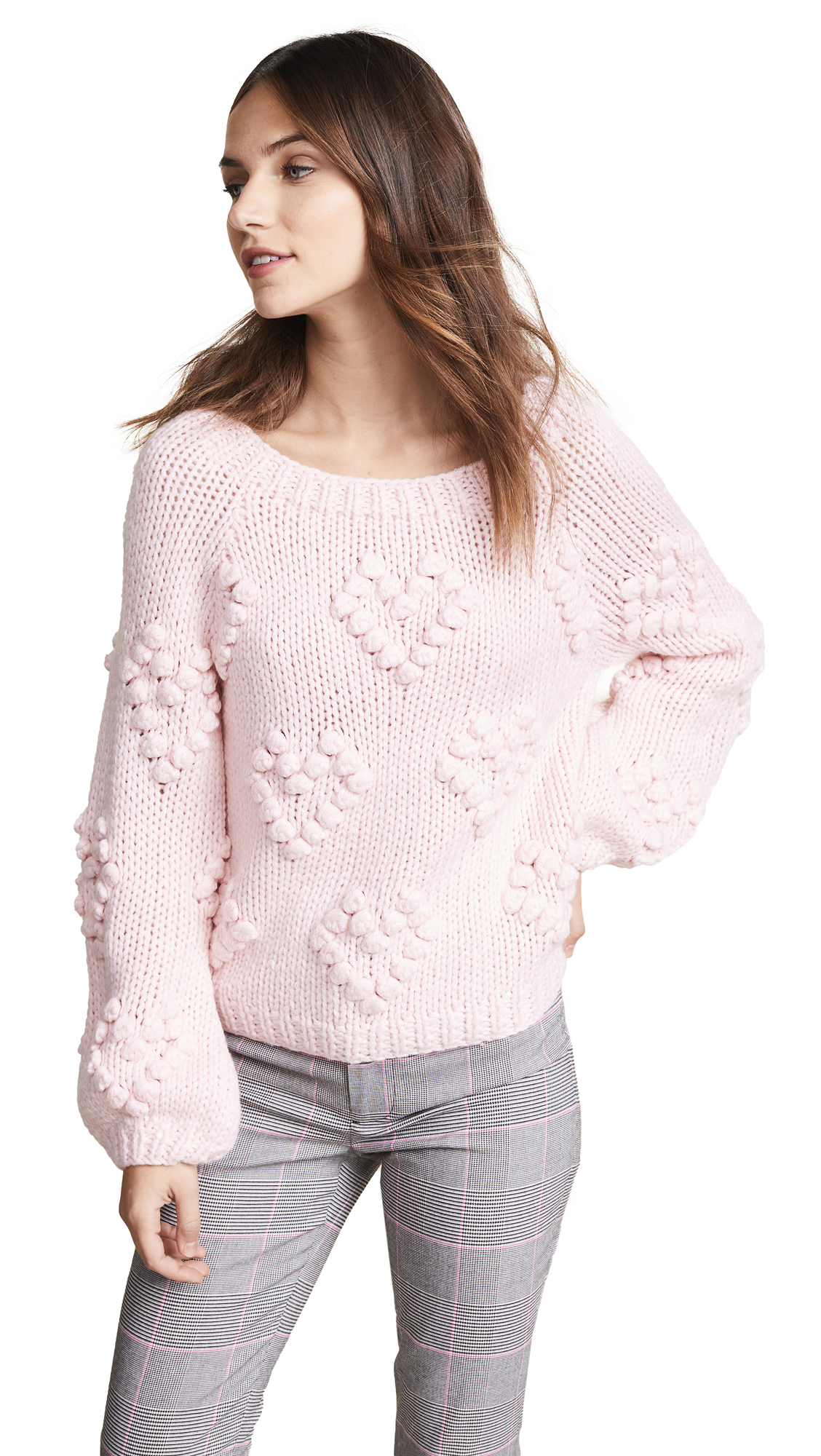 Buy Chaser online - photo of Chaser Hearts Sweater