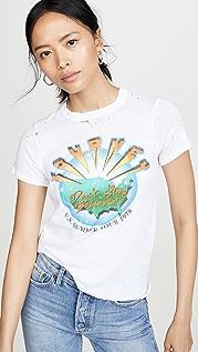 Chaser 平针织基本款修身 T 恤