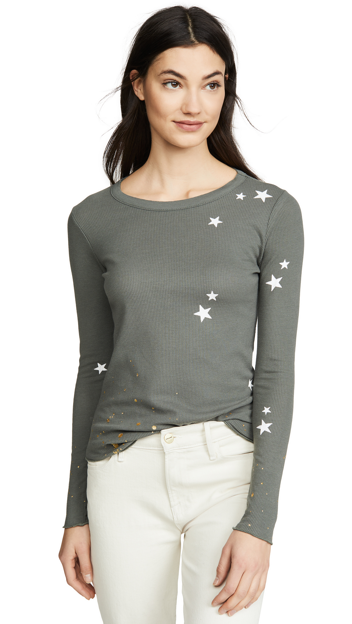 Buy Chaser online - photo of Chaser Thermal Long Sleeve Crew Neck Tee