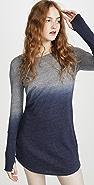 Chaser Triblend Jersey Mini Dress