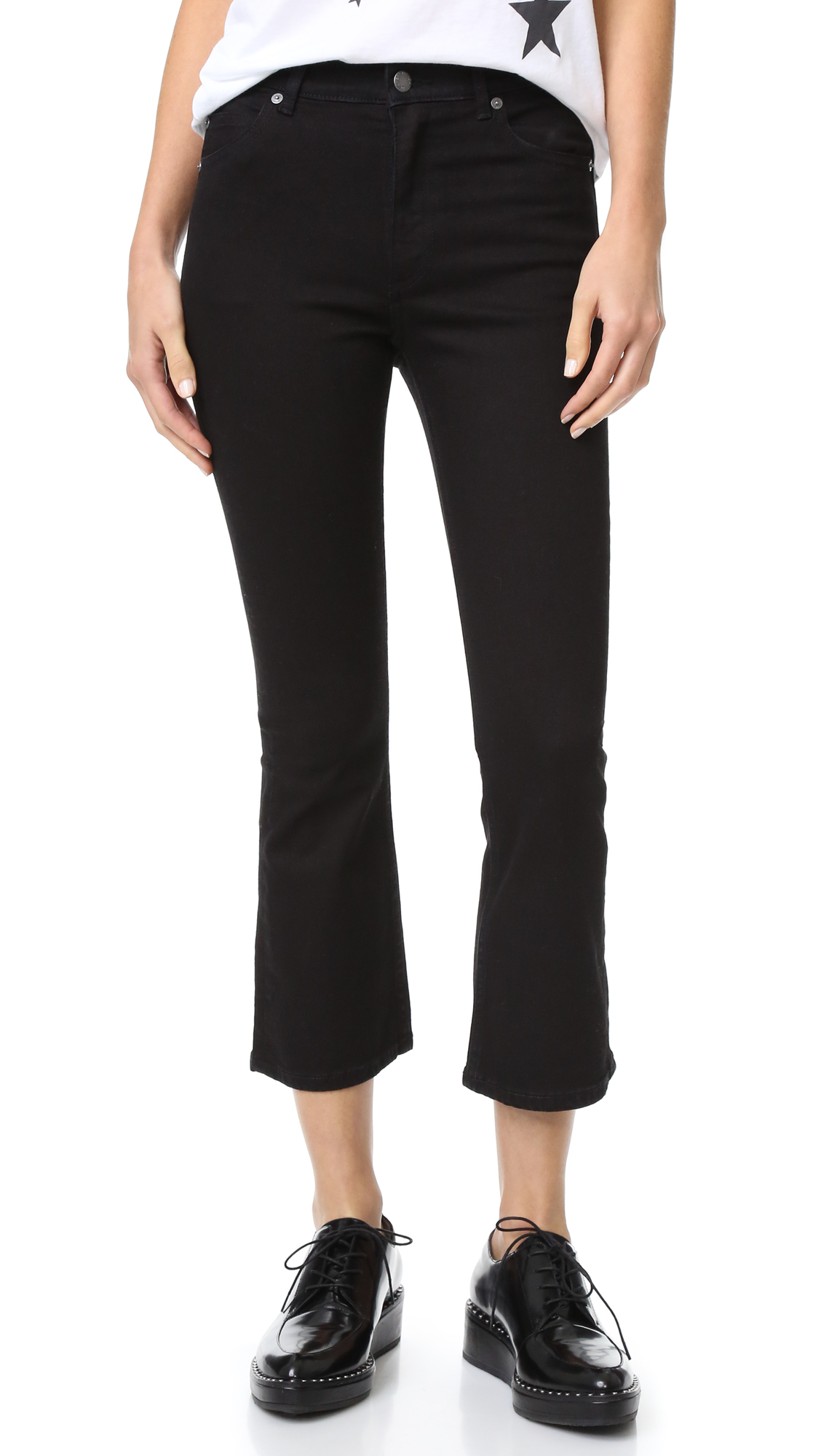 Cheap Monday Drift Break Jeans - New Black